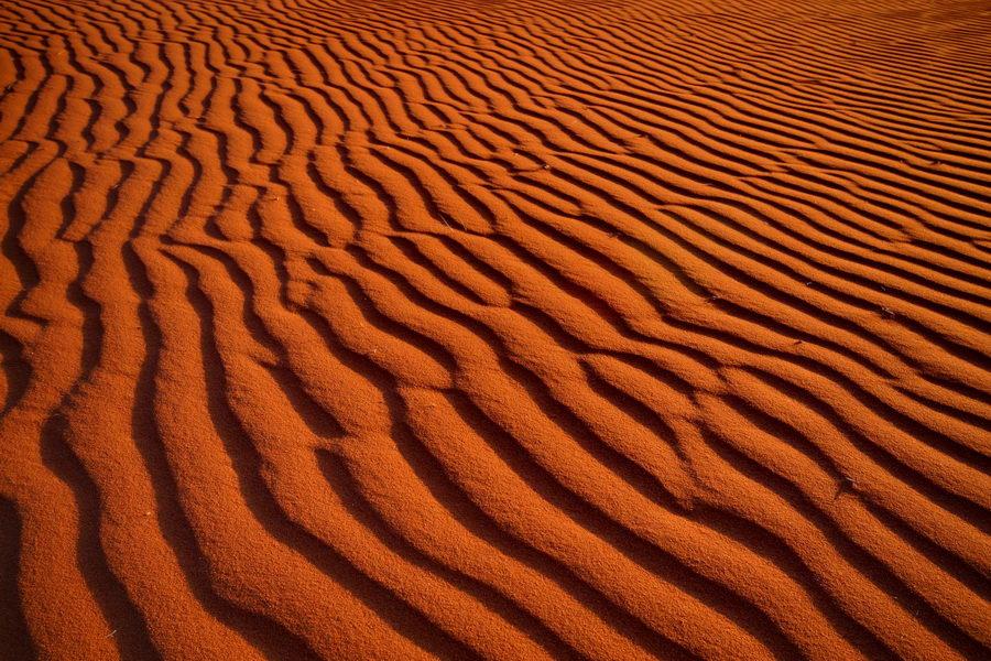 escrito na areia