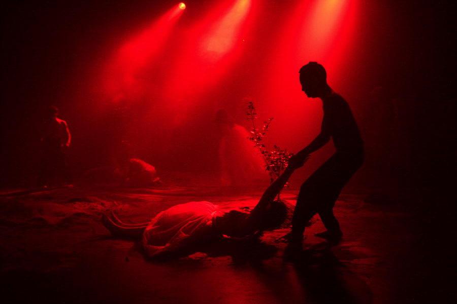 No Tempo-Morto – Encenação de Susana Vidal