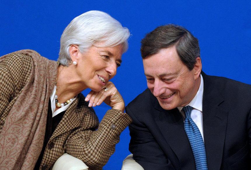 Draghi, Lagarde, Merkel e Hollande debatem em Berlim proposta para a Grécia