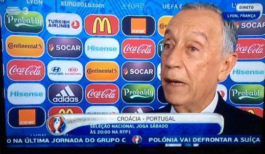 O novo selecionador português