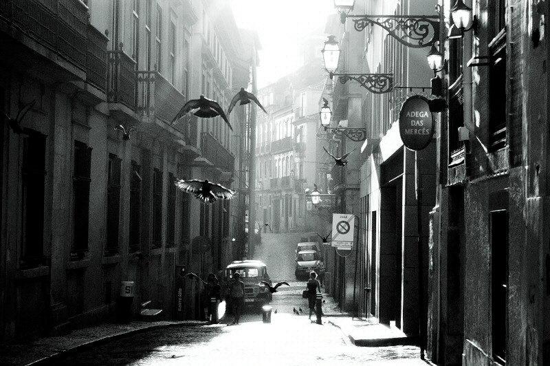 Lisboa tem manhãs e são bonitas
