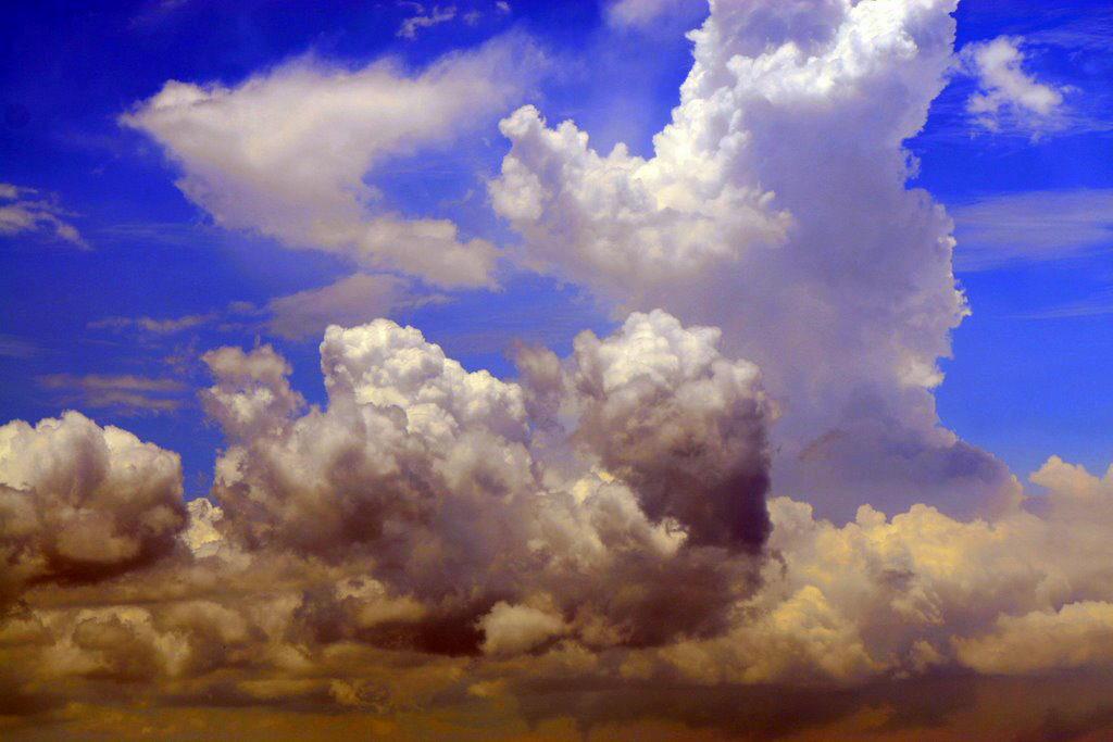 Vi passar uma nuvem