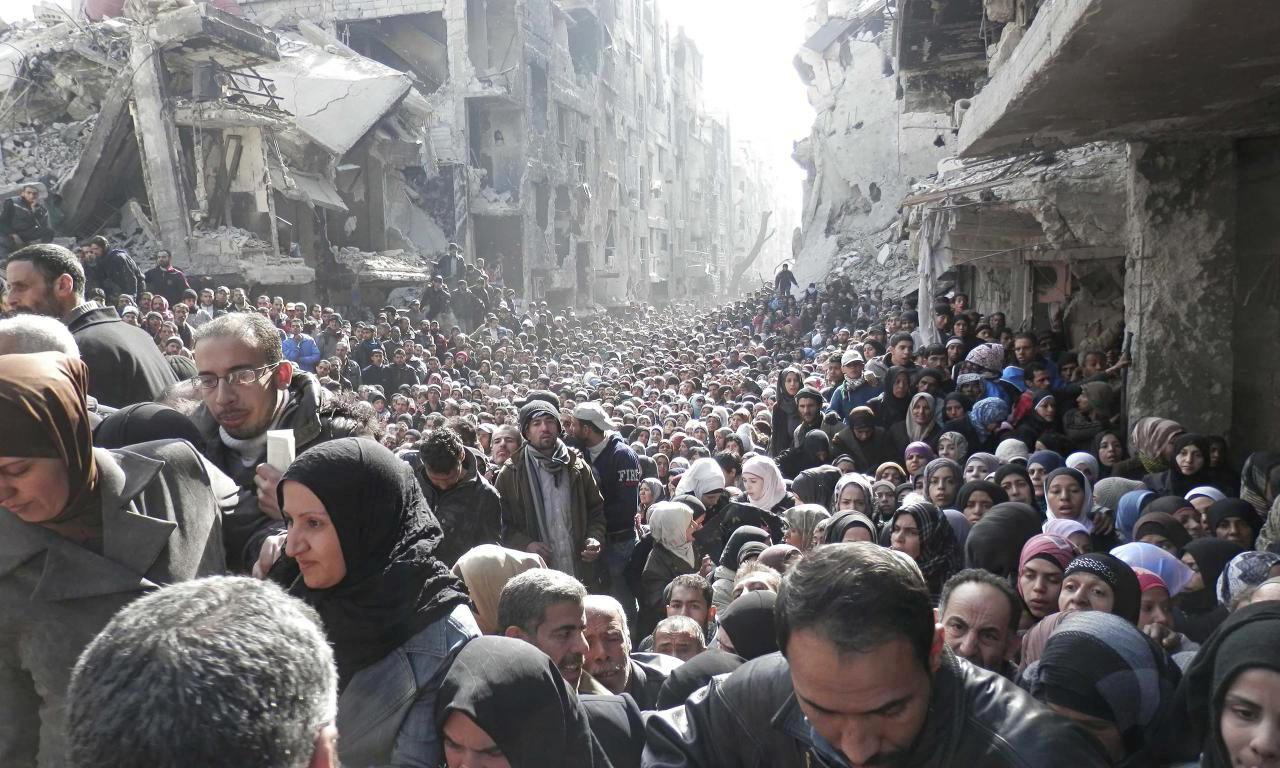 A Siria agradece aos EUA